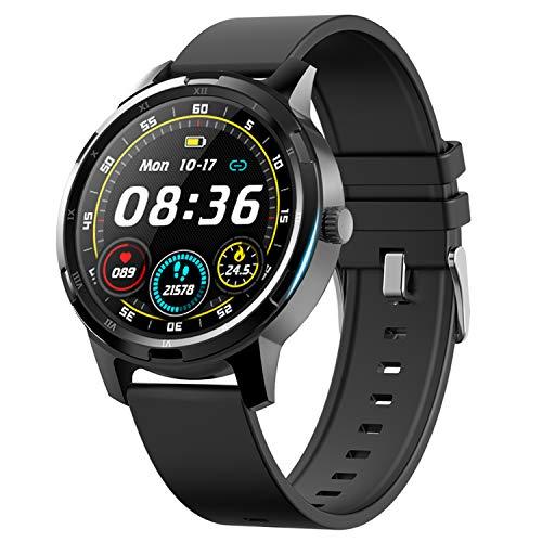 Smartwatch Fitness Uhr,blutdruck uhr mit Pulsuhren IP67 Wasserdicht Sport Uhr Aktivitätstracker Fitness Uhr...