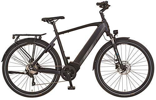 Prophete Herren ENTDECKER 20.ETT.20 Trekking E-Bike 28' AEG ComfortDrive, schwarz, RH 55