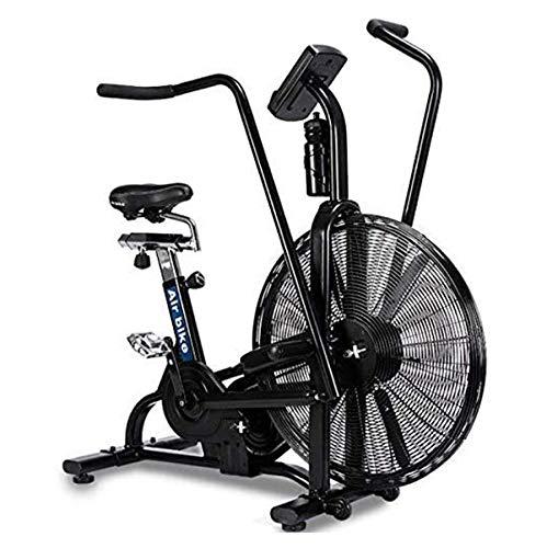 A&DW Fitnessgeräte Sportfahrrad/Airbike/Indoor Cycling Bike/Stationäres Fahrrad/Verstellbarer Sattel,...