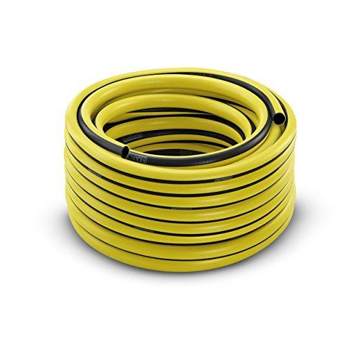 Kärcher Schlauch PrimoFlex (Bewässerung, 3-lagig, Anti-UV-Außenschicht, 24 bar, 1/2 Zoll, 50 m)