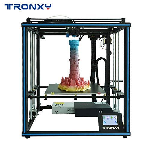 TRONXY X5SA 3D-Drucker DIY Kit Auto Leveling Filamentsensor Resume Print Cube Full Metal Square mit...