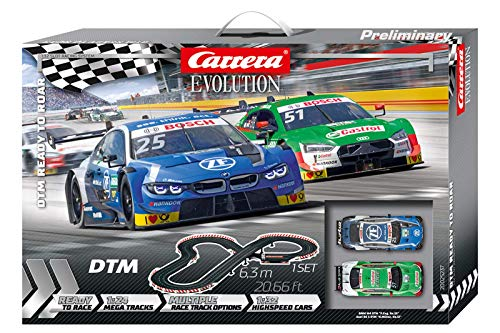 Carrera 20025237 Other License DTM Ready to Roar