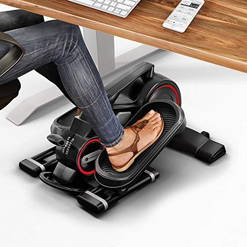 MesseNeuheit 2020! Mini Heimtrainer mit App, Stepper DFX100 Crosstrainer für Bewegung im Büro Alltag &...