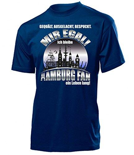 love-all-my-shirts Hamburg Fussball Motive zum auswählen Fanshirt Fan Artikel Männer Herren Tshirt Kapuzen...