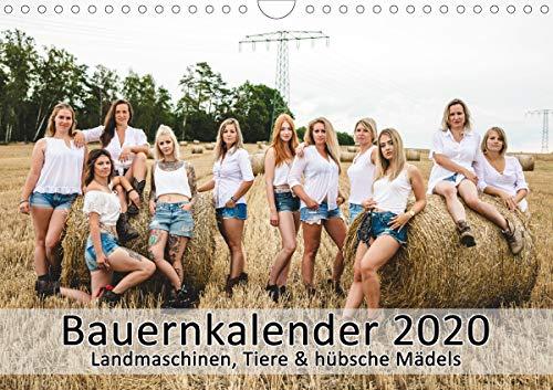 Bauernkalender 2021 (Wandkalender 2021 DIN A4 quer)
