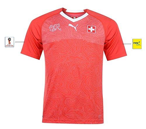 Trikot Herren Schweiz WM 2018 Home (S)