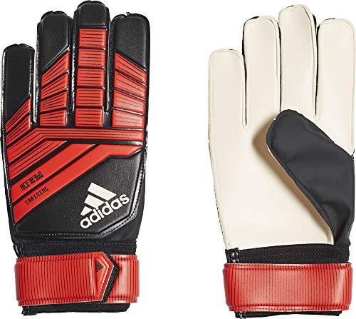 adidas Predator Training Torwarthandschuhe, Black/Red/White, 9.5