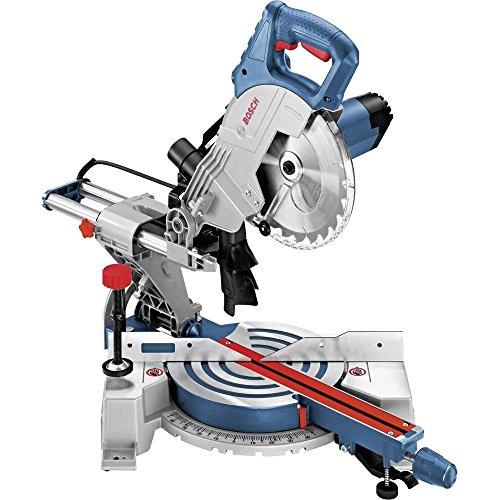 Bosch Professional Paneelsäge GCM 800 SJ (1.400 Watt, Sägeblatt-Ø: 216 mm, inkl. 1x Kreissägeblatt,...