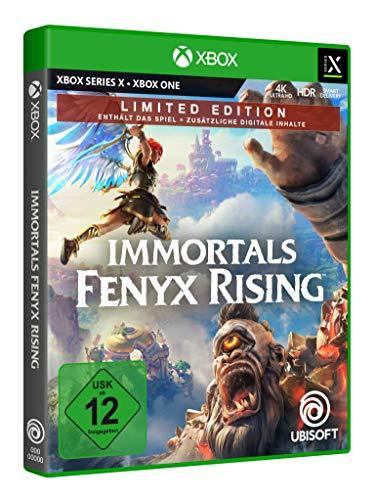 Immortals Fenyx Rising - Limited Edition (exklusiv bei Amazon) - [Xbox One, Xbox Series X]