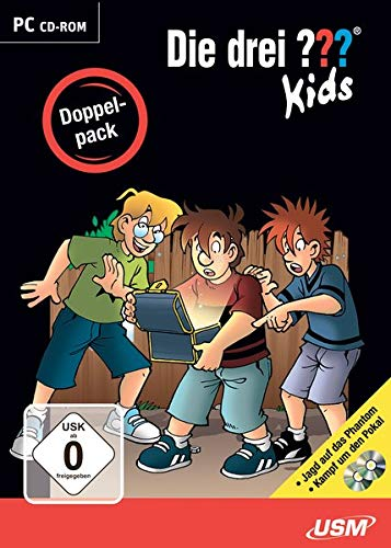 Die drei ??? Kids Doppelpack: Kampf um den Pokal/Jagd auf das Phantom