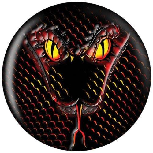 Bowling Ball Brunswick Viz-a-Ball Snake