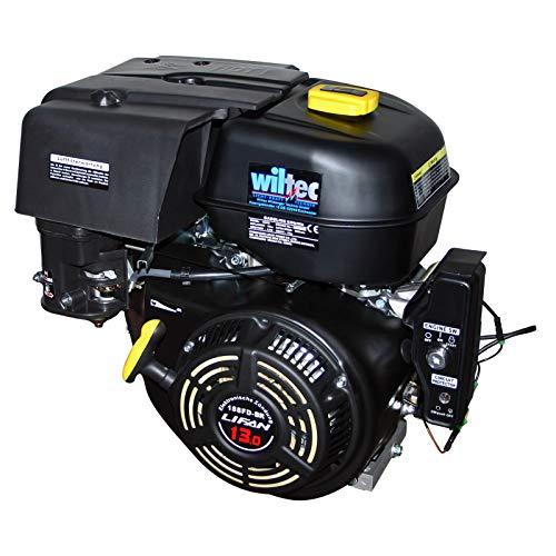 LIFAN 188 Benzinmotor 9,5 kW 13 PS 390 ccm mit Ölbadkupplung und Reduktionsgetriebe 2:1 E-Starter