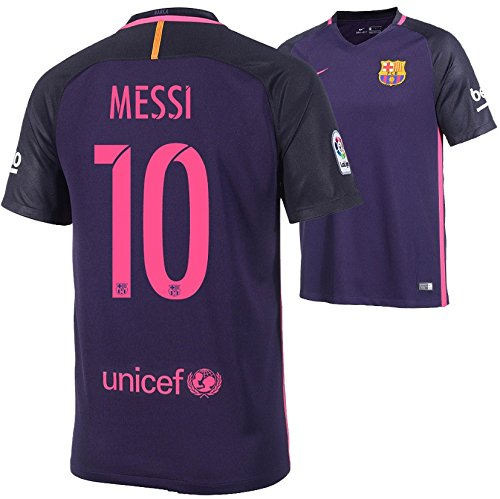 Nike Trikot FC Barcelona 2016-2017 Away (Messi 10, XXL)