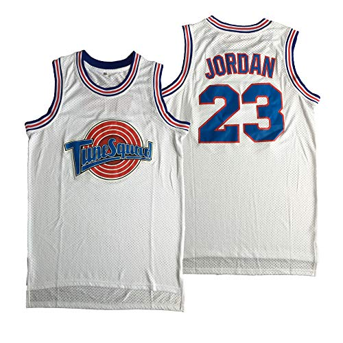 Herren Basketball-Trikot Bugs 1 Michael 23 Space Jam - - X-Groß