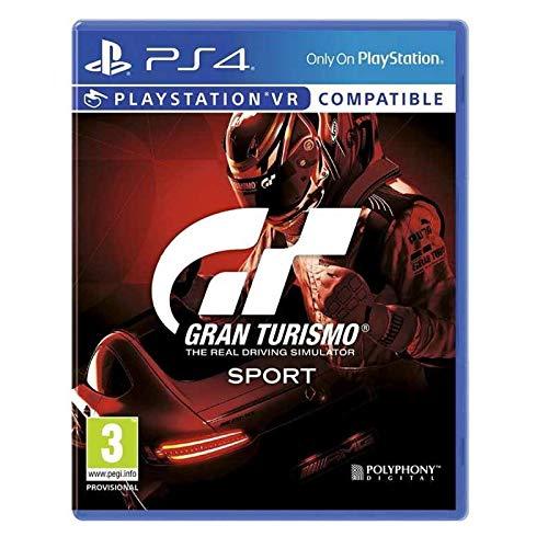 Gran Turismo Sport - [PlayStation 4]