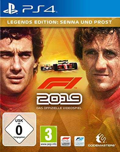 F1 2019 Legends Edition [Playstation 4]