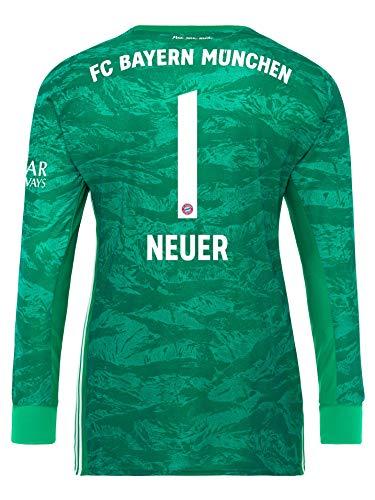 FC Bayern München Torwart Trikot 2019/20, Manuel Neuer, Größe S