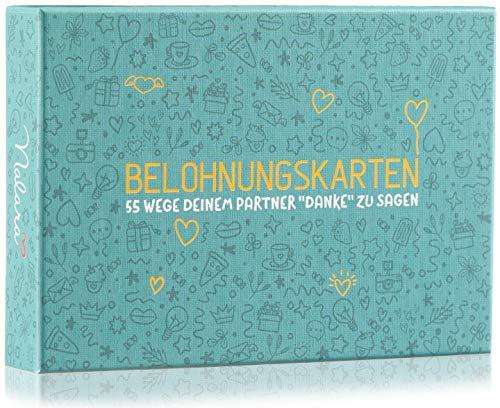 Belohnungskarten - Das Spiel für Paare, die Sich gegenseitig kleine Aufmerksamkeiten Machen wollen - Als...
