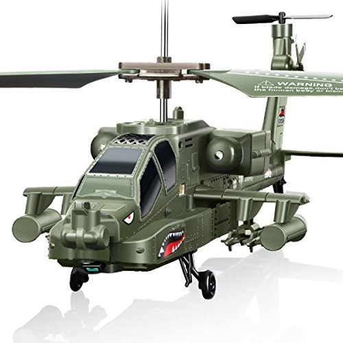 S109G rc Helikopter (Grün)