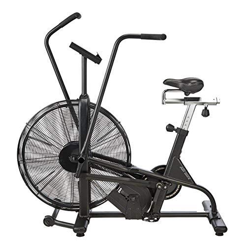 VBARV Heimwiderstand Fitness-Spinning-Bike, Fitnessgerät Heimtrainer Airbike, geeignet für Heim- und...