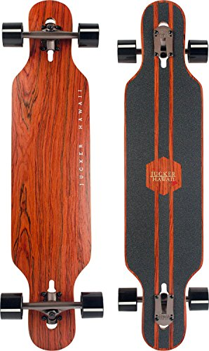 JUCKER HAWAII Longboard New HOKU in 2 Flexstufen - Verschiedene Designs