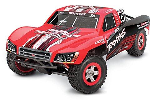 Traxxas Slash 4X4 #25 Mark Jenkins RTR 1/16 4WD Short-Course-Race-Truck Brushed