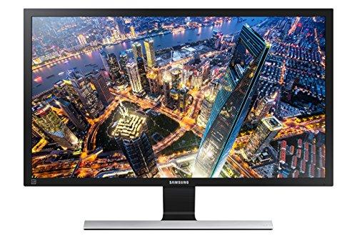 Samsung U28E590D Monitor (HDMI, 28 Zoll, 71,12cm, 1ms Reaktionszeit, 60Hz Aktualisierungsrate, 3840 x 2160...