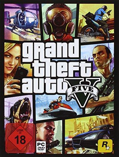 Grand Theft Auto V - Standard Edition PC