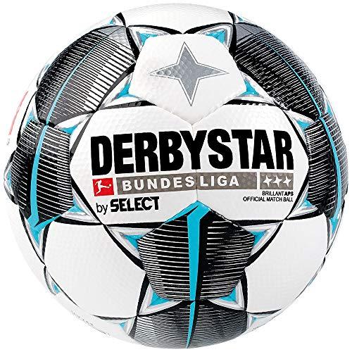 Derbystar 1802 Unisex Jugend BRILLANT Fußball, original, 5