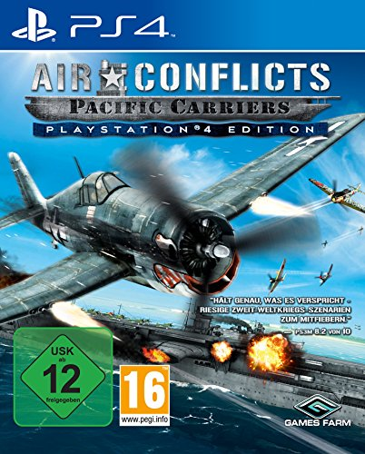 Air Conflicts: Pacific Carriers - PlayStation®4 Edition (PS4)