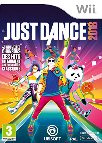 Just Dance 2018 Jeu Wii