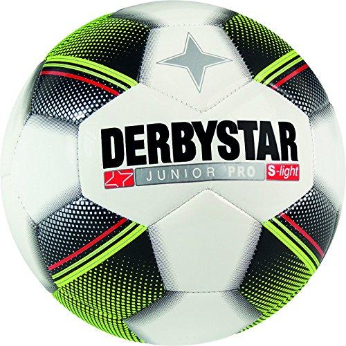 Derbystar Junior S-Light, 3, weiß schwarz gelb rot, 1761300125