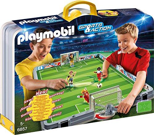 Fußball-Arena von Playmobil