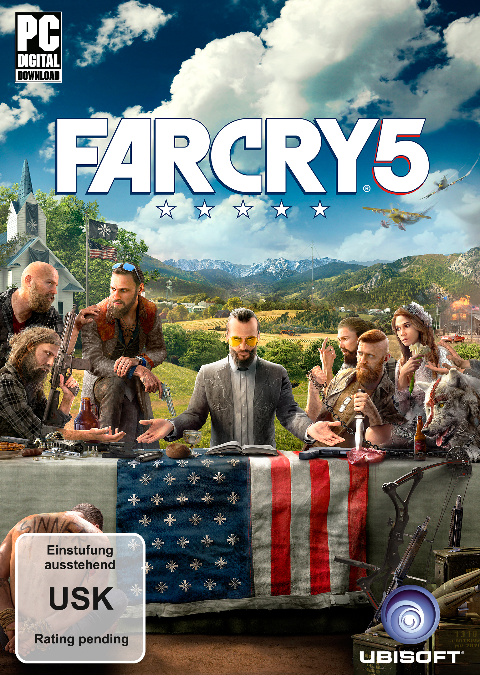 Far Cry 5 [PC Code - Uplay]