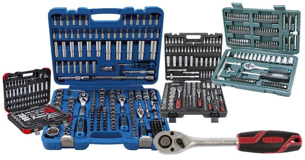 Steckschlüssel-Sets