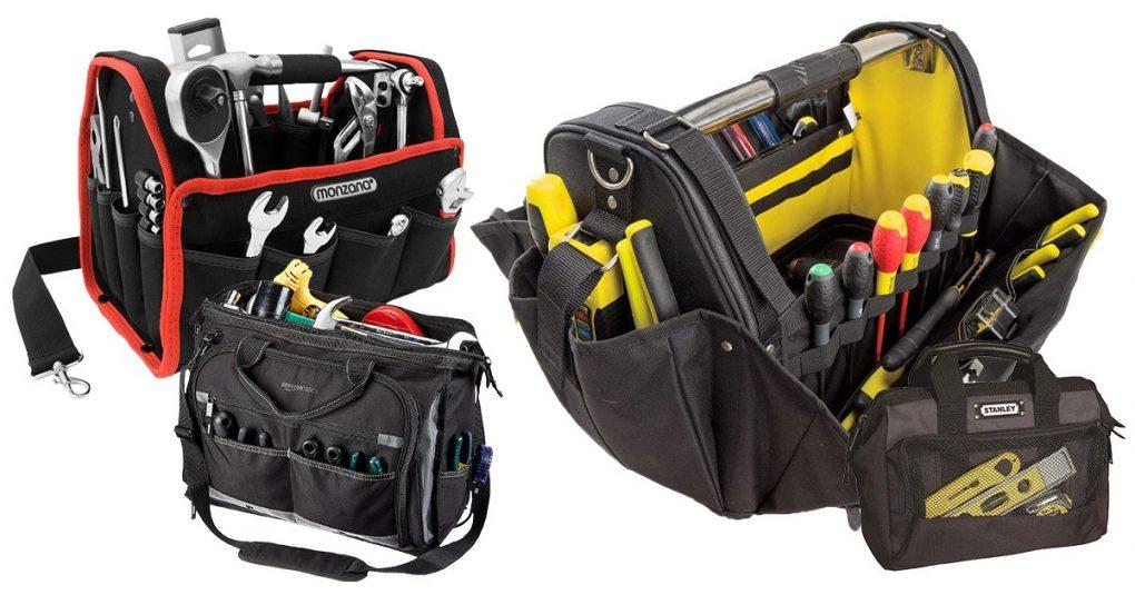 Werkzeugtaschen für unterwegs