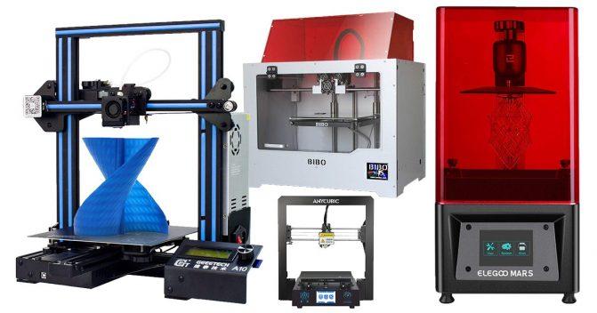 3D-Drucker für zuhause