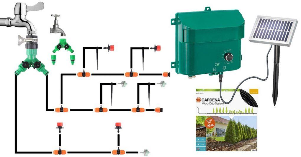 Die 6 Besten Bewässerungssysteme