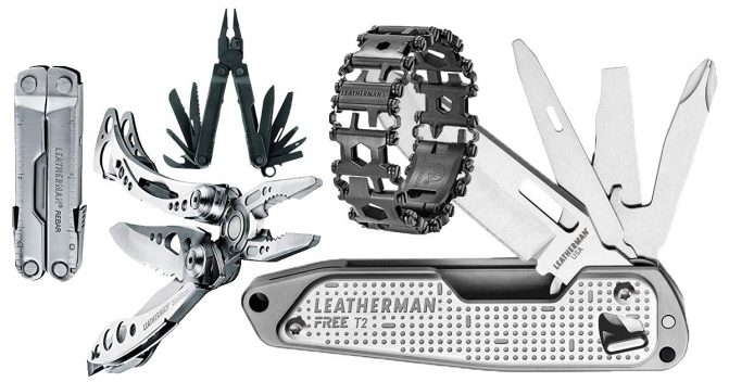 Leatherman-Multitools