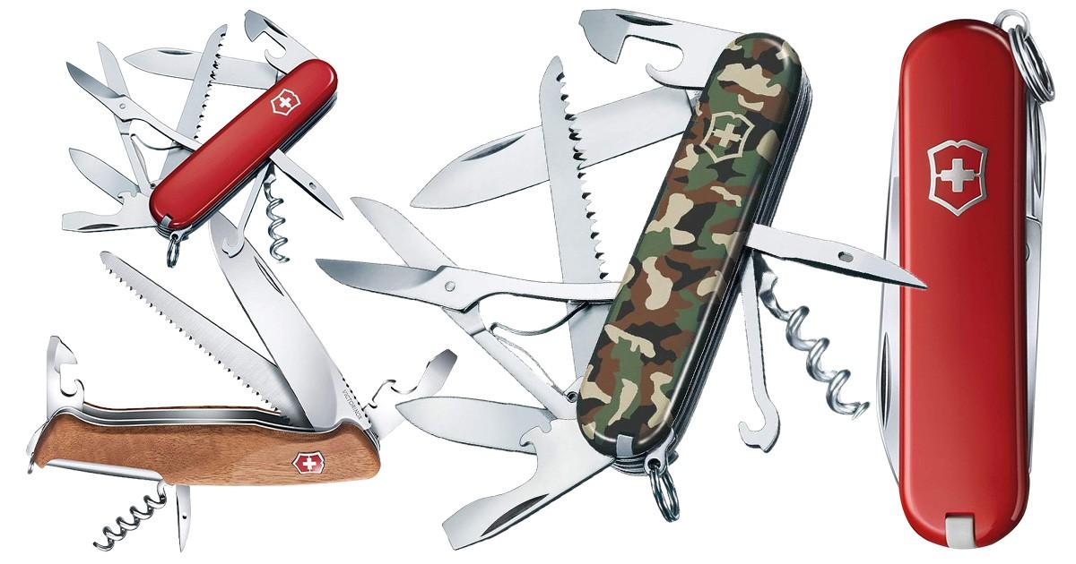 Schweizer Taschenmesser