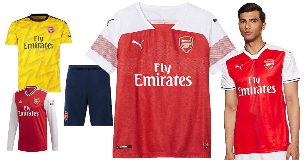 Arsenal-Trikots