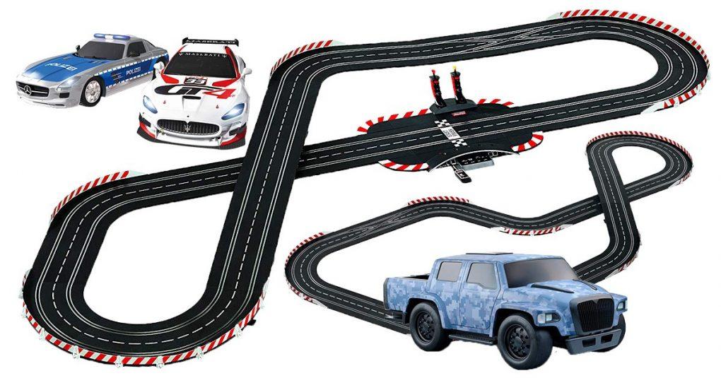 Autorennbahnen