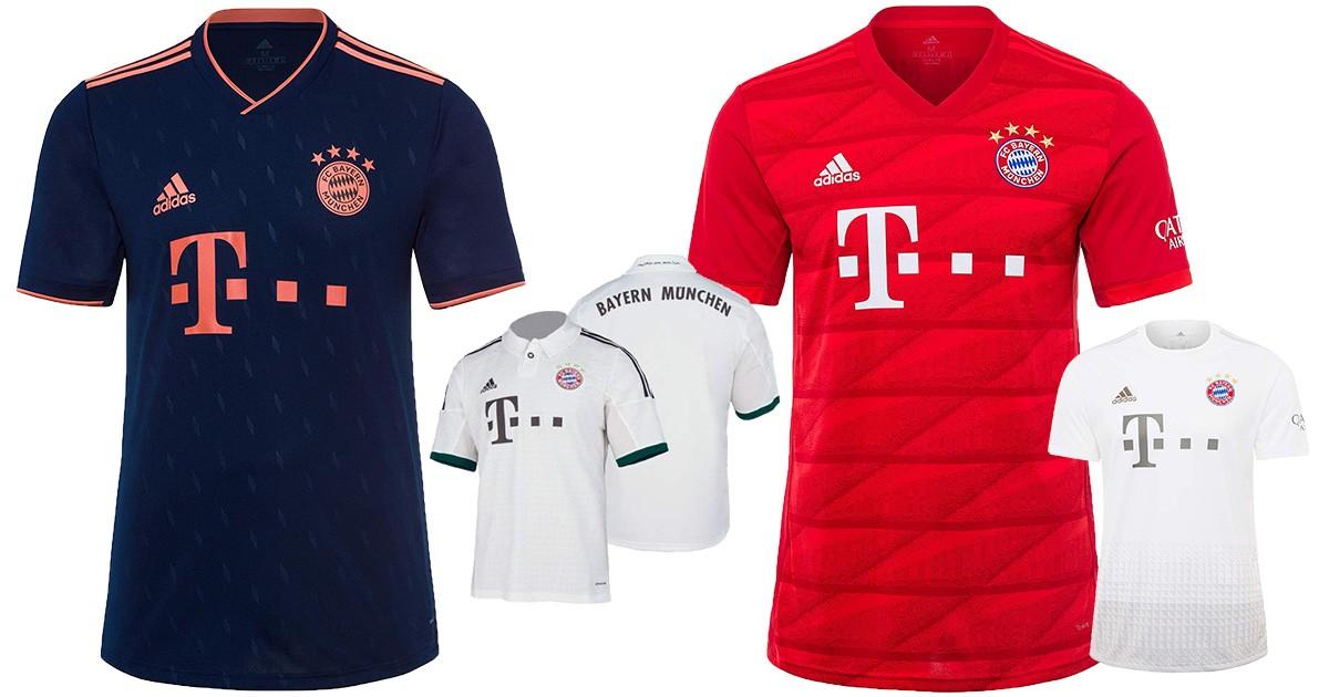 FC Bayern-Trikots