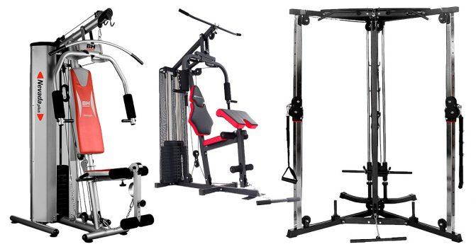 Home-Gyms für effektives Training