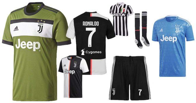Juventus-Trikots