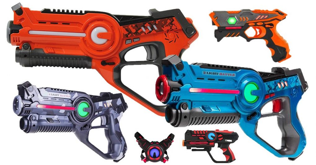 Lasertag-Sets