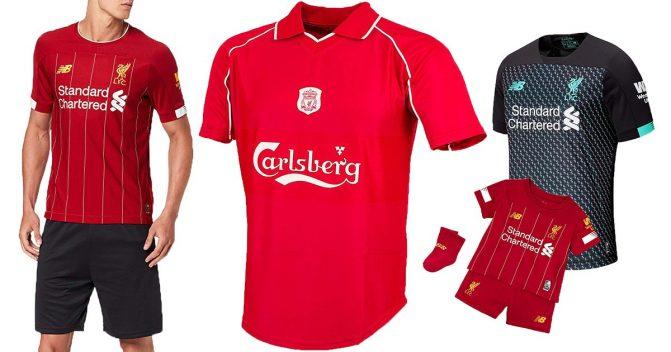 Liverpool-Trikots