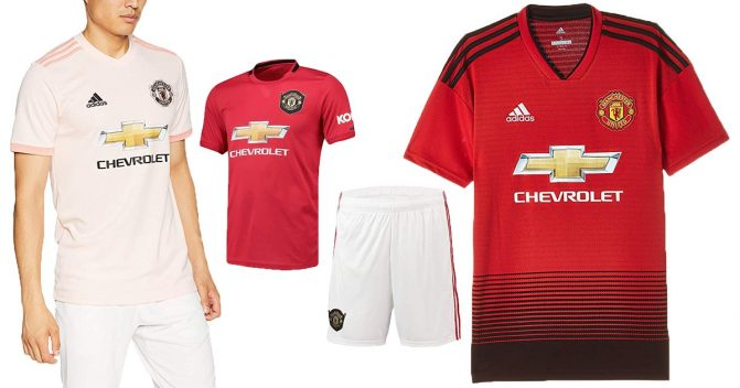 Manchester United-Trikots