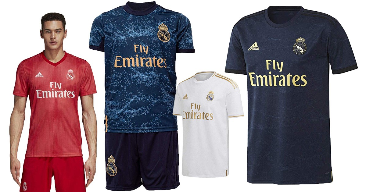 Real Madrid-Trikots