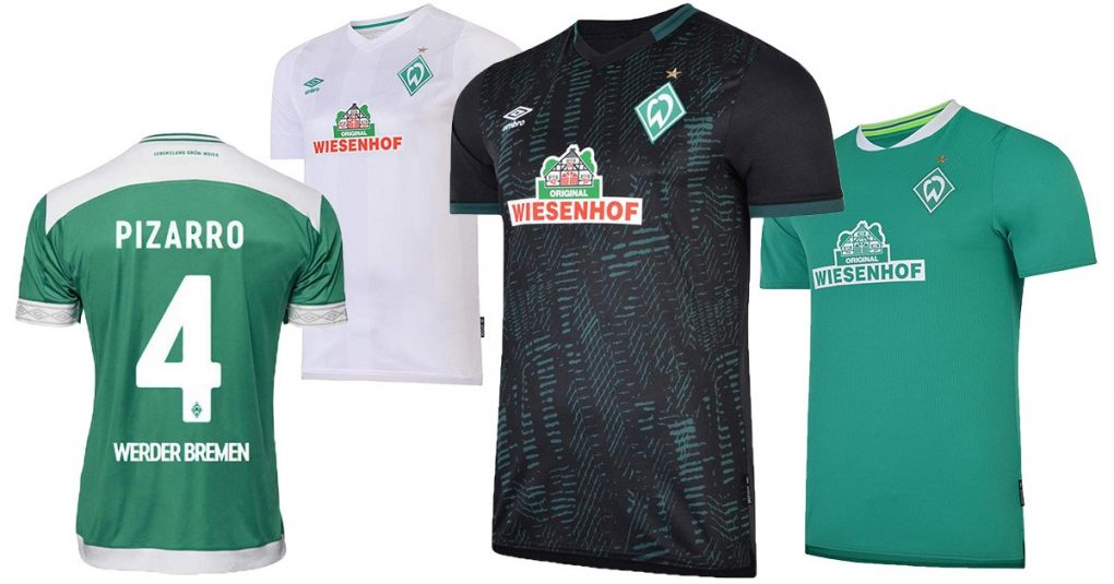 Werder Bremen-Trikots